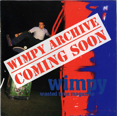 The Wimpy Archive